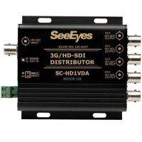 SC-HD1VDA SeeEyes HD-SDI Signalverteiler