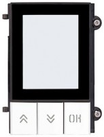 Pixel Frontplatte für Displaymodul, weiss