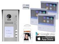 Elogoo 3 Familien Komplettset mit Smartphone App