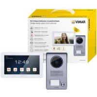 Video-Türsprechanlage K40915 ✓ Touchscreen 7 Zoll Monitor ✓ 2-Draht-Technik ✓ 120° Weitwinkel