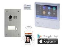 2 Draht Video Türsprechanlage mit Smartphone Anbindung