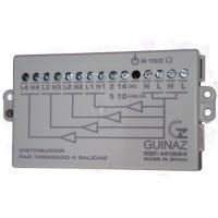 Guinaz M1934 4-fach Videoverteiler für Coaxial Installationen
