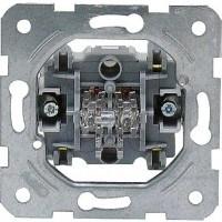 EGB Schaltereinsatz Jalousieschalter für Doppelwippe