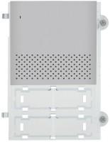 Pixel Audio-Frontplatte, grau