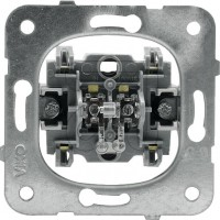 EGB Schaltereinsatz Doppel-Taster 2x1-polig