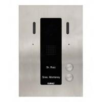 Guinaz PDV602S 2 Familien ALEA Compact Video-Türstation 2 Draht