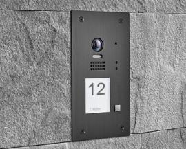balter-evida-graphit-rfid-edelstahl-tuerstation-1-teilnehmer-2-draht-bus-technologie-170-ultra-weitwinkelkamera