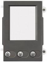 Pixel Heavy Frontplatte für Displaymodul, IK09, IP54