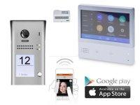 Aufputz Video Türsprechanlagenset mit Smartphone APP » NEUHEIT ✓