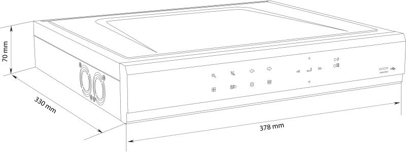 balter-16-kanal-poe-4k-netzwerk-videorekorder-38402160p-h265-p2p-intelligente-suche-tripple-stream-balter-cms-hdmi-4k-48v-dc