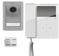 """Pixel Video-Set für 1 Teilnehmer, mit UP-Klingeltableau und Monitor 4,3"""" TAB"""