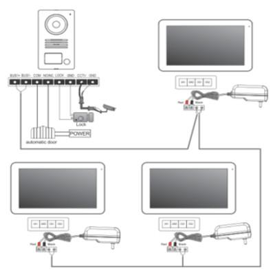 Installationsschema-Vimar-K40915