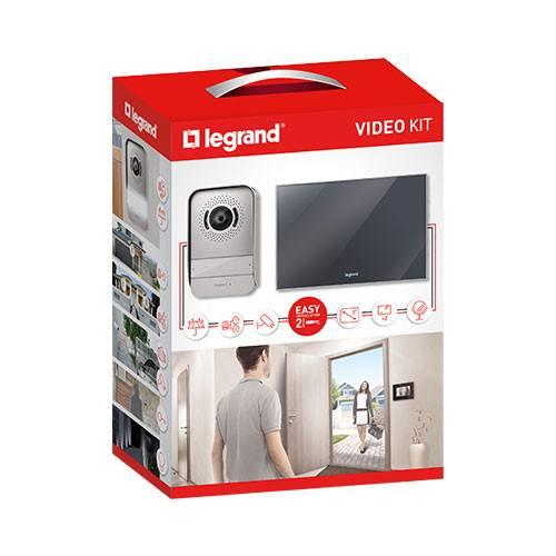 legrand 2 draht video t rsprechanlage 369220. Black Bedroom Furniture Sets. Home Design Ideas