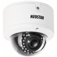 2 Megapixel HD-TVI Anti Vandal Dome-Kamera, 2.8-12mm Motorzoom-Objektiv, Nachtsicht 35m, DC12V