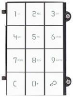 Pixel Frontplatte für Tastaturmodul, weiss