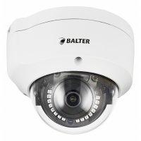 5.0MP Infrarot IP Dome-Kamera, 2.8mm, 2592x1944p, Nachtsicht 30m, WDR 120dB, H.265, Videoanalyse, Po