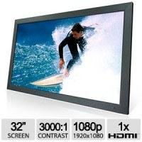 "MT-KH32 31,5"" LED Überwachungsmonitor (1080p), 1920x1080 Pixel Auflösung"