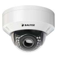 BALTER 4.0MP Infrarot IP Dome-Kamera, 2.8-12mm Motorzoom, 2592x1520p, Nachtsicht 30m, WDR 120dB , H.