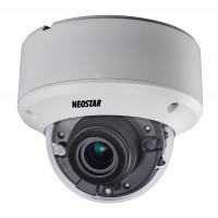 NEOSTAR 3.0MP Vandalensichere EXIR HD-TVI Dome-Kamera, 2.8-12mm Motorzoom, Nachtsicht 40m, WDR 120dB
