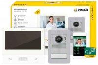 2 Draht Video Türsprechanlage mit Handy Anbindung