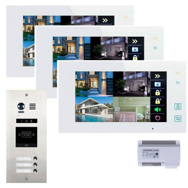 video t rsprechanlage 1 familien preisvergleich die besten angebote online kaufen. Black Bedroom Furniture Sets. Home Design Ideas