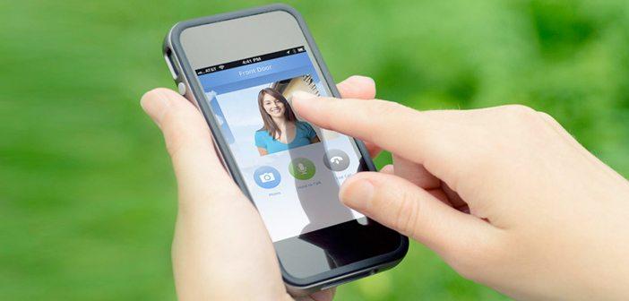 Video Türsprechanlage Wlan fürs Smartphone & Tablet