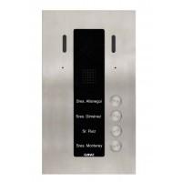 Guinaz PDV604S 4 Familien ALEA Compact Video-Türstation 2 Draht
